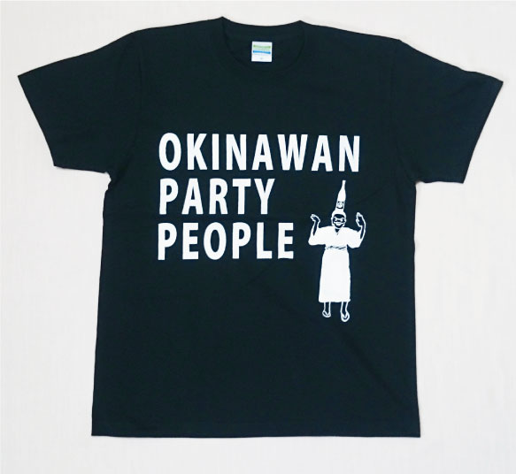 OKINAWAN PARTY PEOPLE × おばー