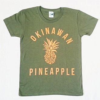 OKINAWAN PINEAPPLE for WOMAN 2015