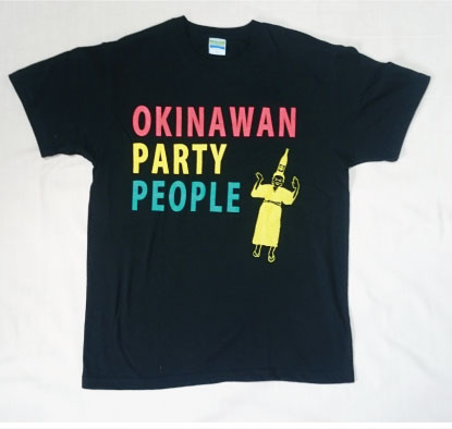 OKINAWAN PARTY PEOPLE ラスタ 2015