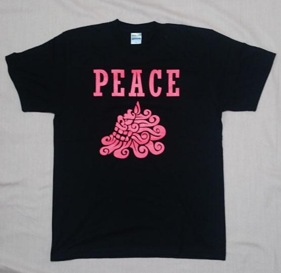 PEACEシーサー 2014